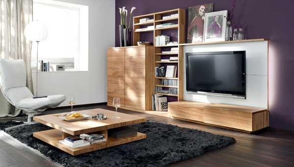 Abbinare legno nel salone 20 idee per arredare il salone for Idee arredo salone