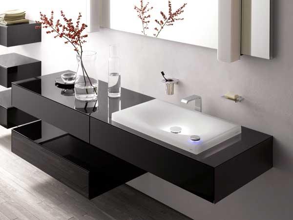 Arredo bagno led: Illuminare il bagno con i led