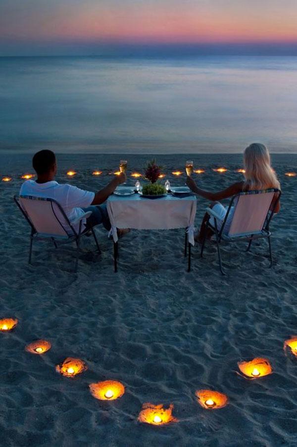 Cena Romantica D Estate 20 Posti Con Atmosfera Romantica
