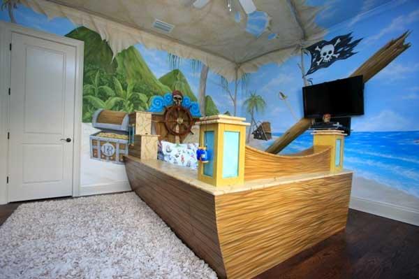 decorazione camera da bambino