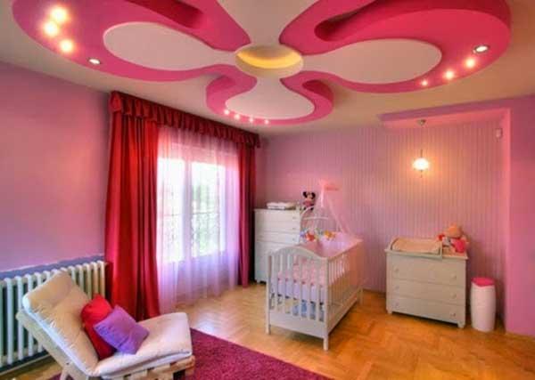 decorazione camera neonato