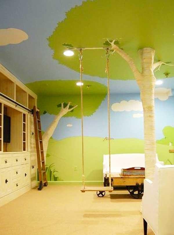decorazione camera da bambini