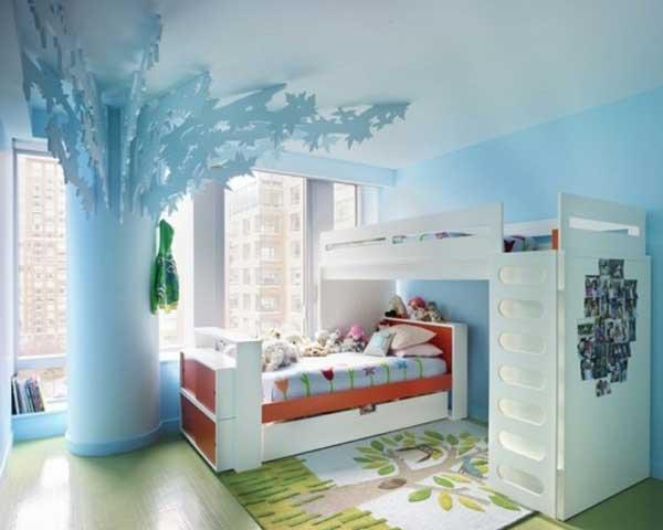 idea decorazione camera da bambino