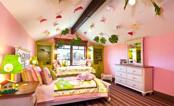decorazione camera bambina