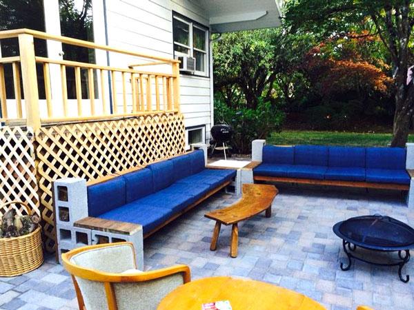 Panchina fai da te creare semplicemente la tua panchina - Idea design casa ...