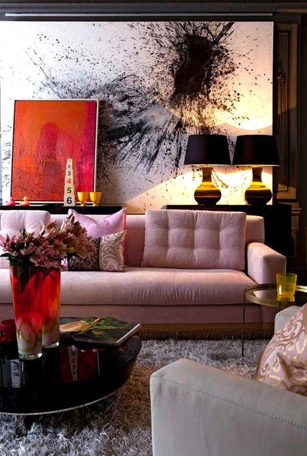 idea rosa salone