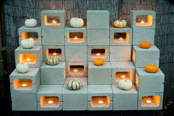 Decorare con blocchi di cemento 17 idee creative per la casa for Progetta il tuo layout di casa