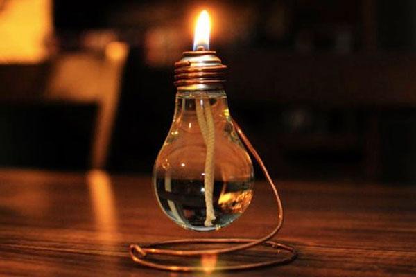 Сделать керосиновую лампу своими руками 79