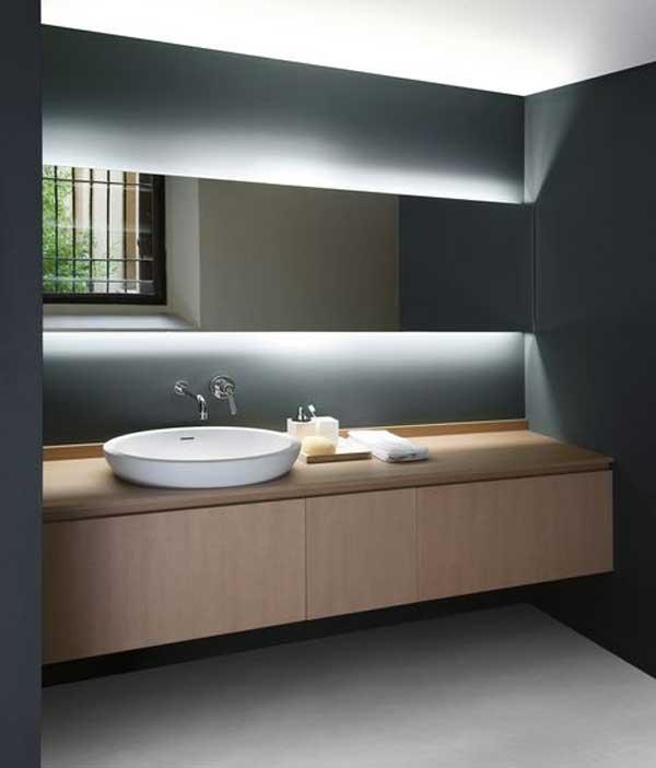 Arredo bagno led illuminare il bagno con i led - Illuminazione bagno ...