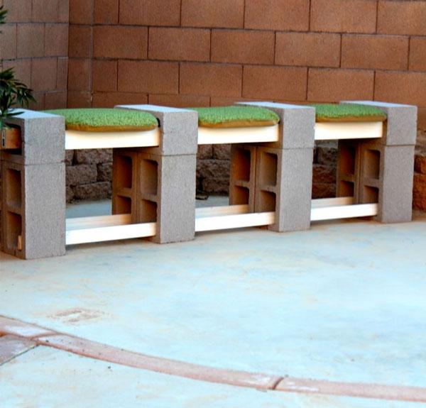 Panchina fai da te creare semplicemente la tua panchina for Come costruire la tua casa