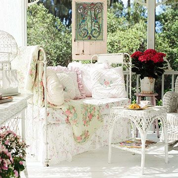 salotto da giardino