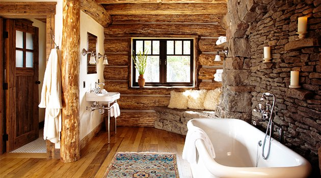 bagno rustico 5