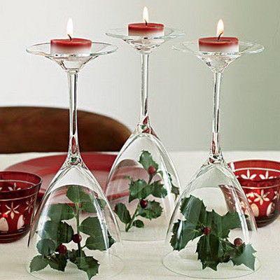 bicchieri di vetro creativo 11