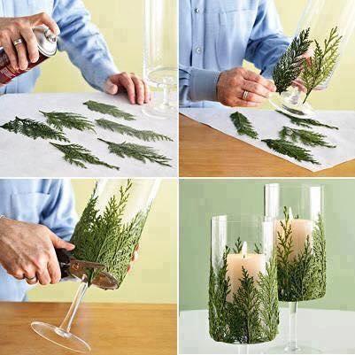bicchieri di vetro creativo 20