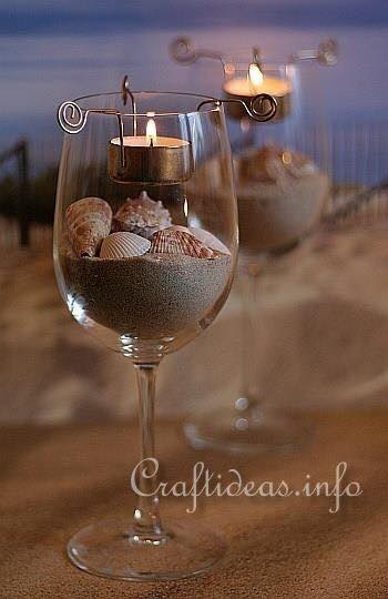 bicchieri di vetro creativo 24