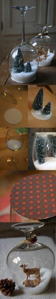 bicchieri di vetro creativo 28