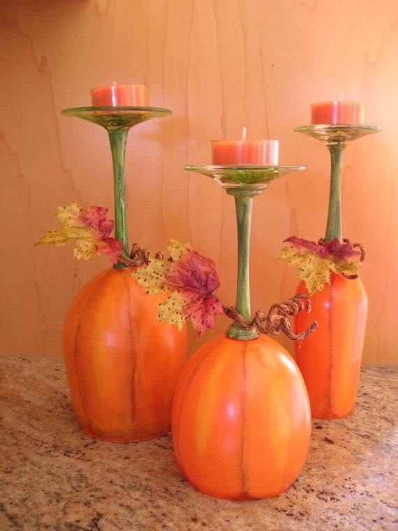 bicchieri di vetro creativo 5