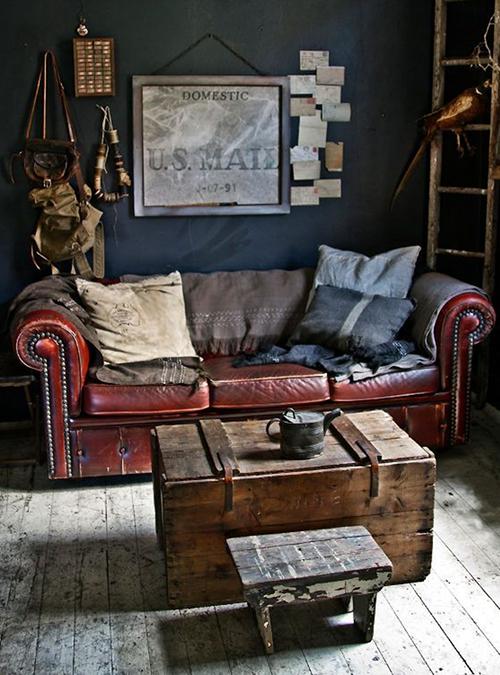 Stile vintage 10 elementi di arredo per casa tua for Vintage arredamento