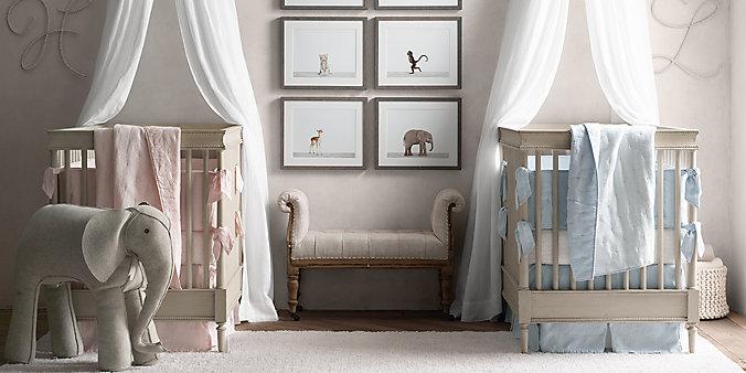 Camera Da Letto York : Cameretta gemelli idee per decorare la camera dei