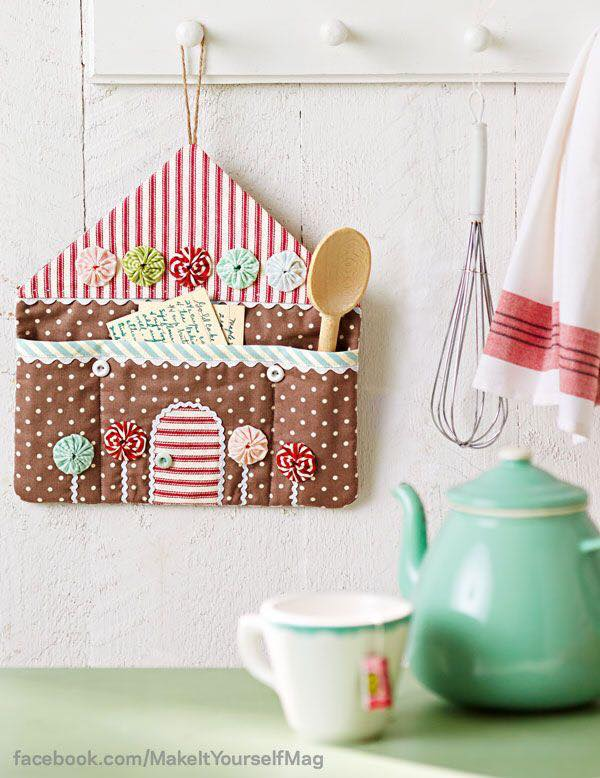 Porta cose originali e fai da te tante idee per organizzare casa - Idee casa fai da te ...