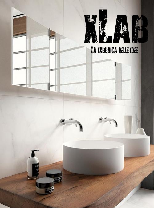 Mobile in legno massello per il bagno ecco 10 modelli da - Mensole per bagno fai da te ...
