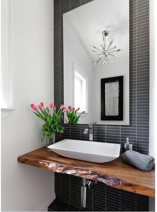Mobile in legno massello per il bagno ecco 10 modelli da sogno - Idea design casa ...