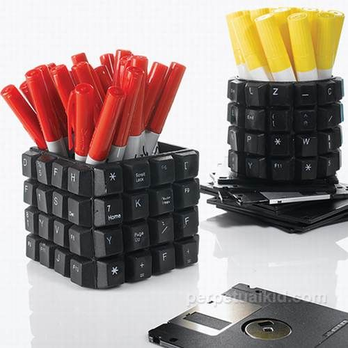 riciclare tastiera computer 22