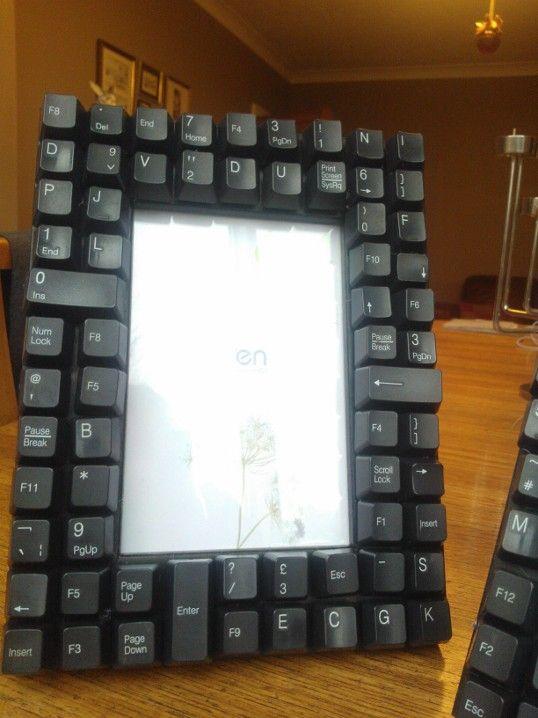 Riciclare vecchia tastiera del computer