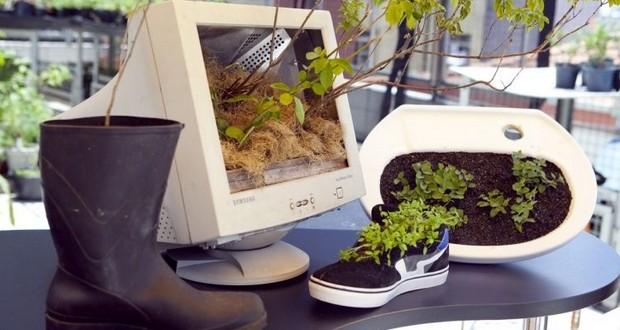 riciclare schermo computer 15