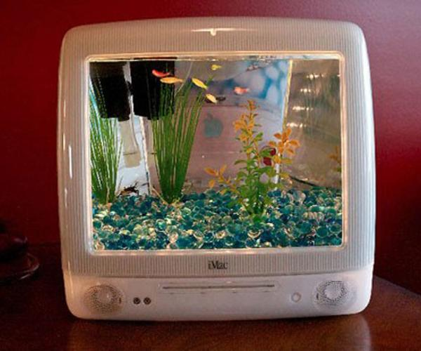 riciclare schermo computer