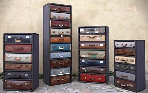riciclo valigie vintage 2