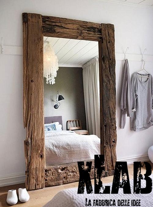 Stile vintage 10 elementi di arredo per casa tua for Specchi per ingrandire ambienti