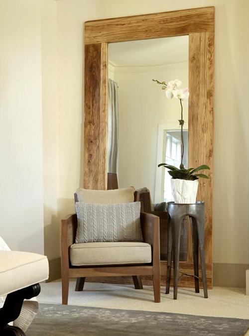 Ingrandire con gli specchi: 7 modi per ingrandire la stanza
