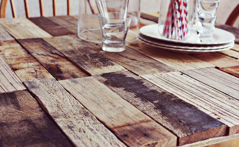Come Realizzare Un Tavolo Da Giardino.Come Realizzare Un Tavolo Da Giardino Con Pallet Come Fare Un