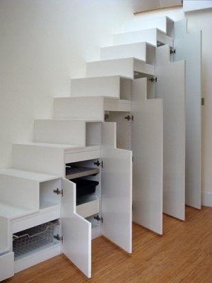 arredo sotto le scale 12