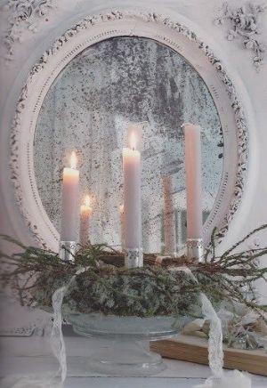 decorazione con ramo di pino 29