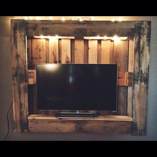 Idee Porta Tv Fai Da Te.Porta Tv Fai Da Te Con Pallet Ecco 15 Idee Da Cui Ispirarsi