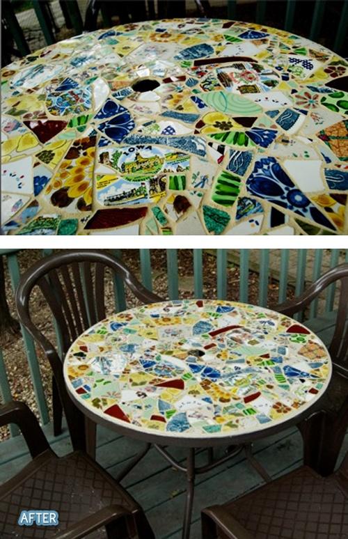 riciclare le piastrelle 5