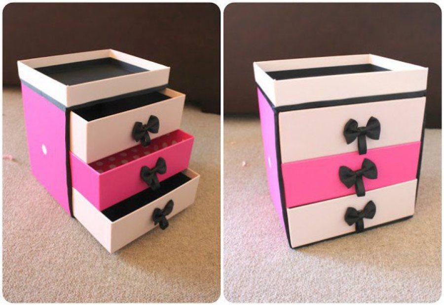 Famoso Riciclo scatole di scarpe: 16 idee creative da copiare YP09