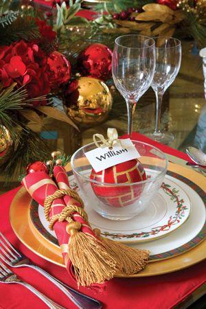 segnaposto natalizio 13