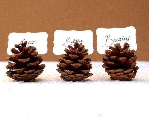 segnaposto natalizio 18