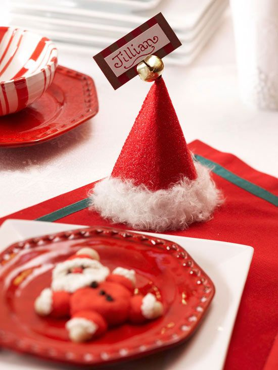 Segnaposto X Natale.Segnaposti Originali Per Natale 25 Idee Simpatiche Da Copiare