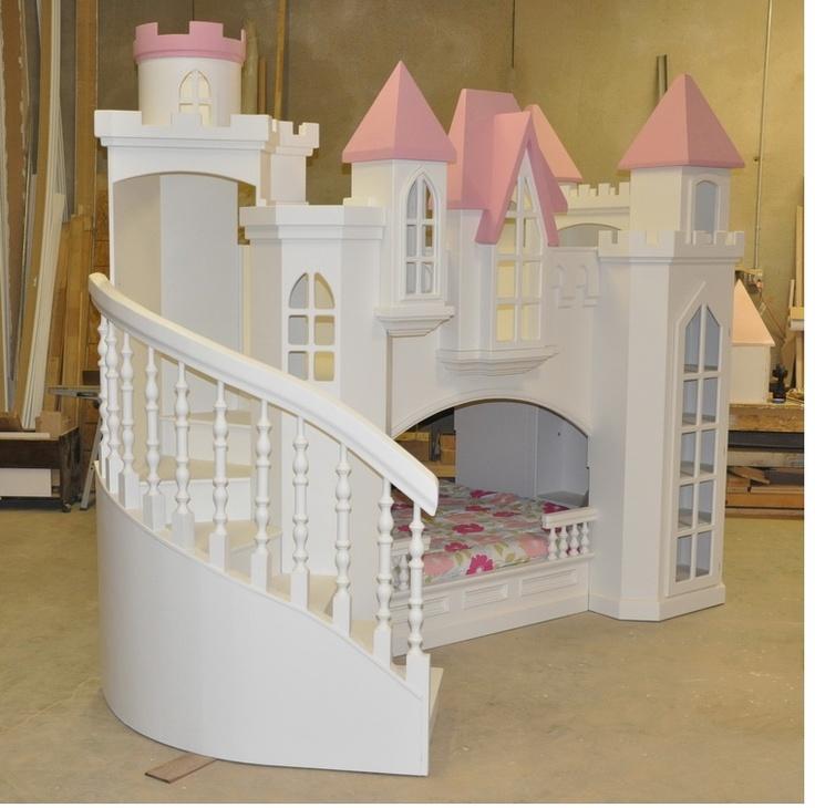 castello in cameretta! 12 camere da sogno per bambini... - Camerette Da Sogno Per Bimbe