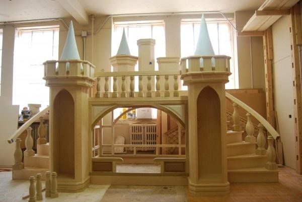 Castello in cameretta 12 camere da sogno per bambini - Wayfair childrens bedroom furniture ...