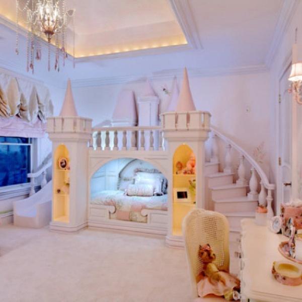 Castello In Cameretta 12 Camere Da Sogno Per Bambini
