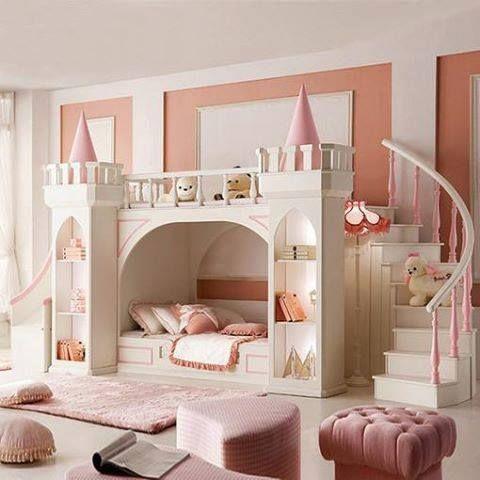 Castello in cameretta! 12 camere da sogno per bambini...