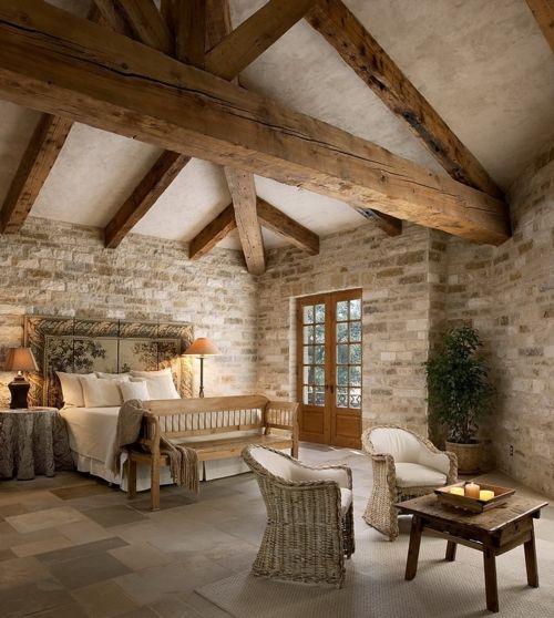 Travi in legno in camera da letto ecco 20 esempi - Idea design casa ...