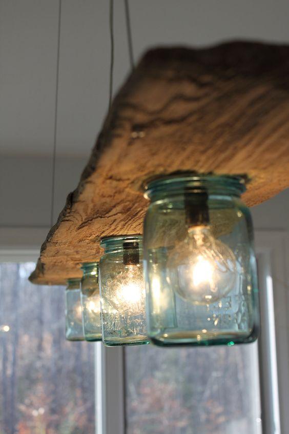 lampadari fai da te molto originali! ecco 20 idee
