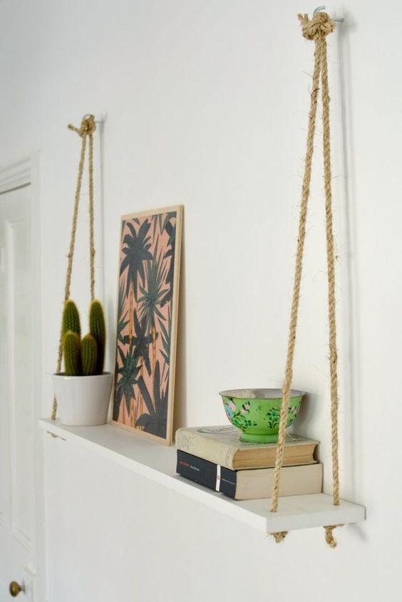 Mensole originali fai da te ecco 20 idee a cui ispirarsi for Design per la casa residenziale