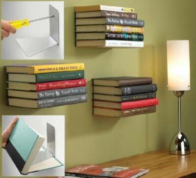Mensole originali fai da te ecco 20 idee a cui ispirarsi - Idee per abbellire la casa ...